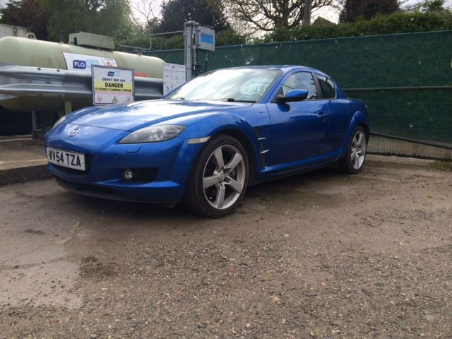 mazda rx8 6 speed manual for sale