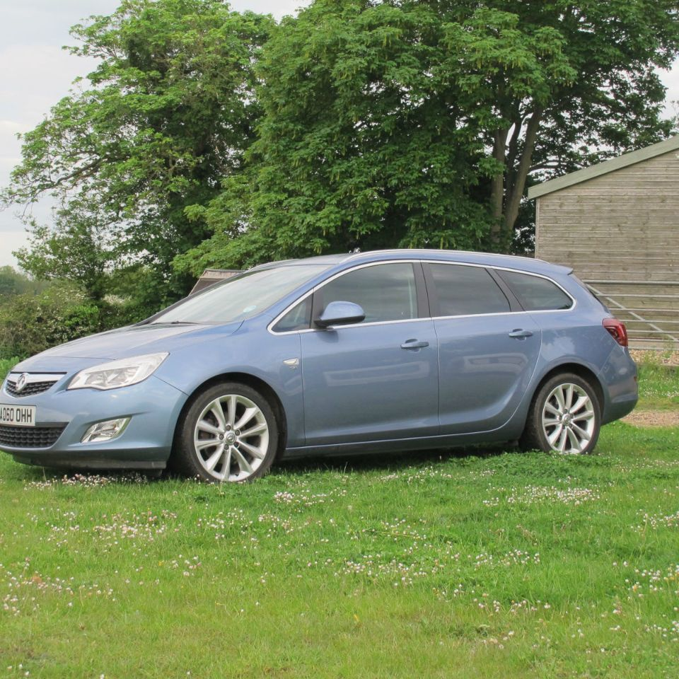 Used Vauxhall Astra And Second Hand Vauxhall Astra In Norfolk