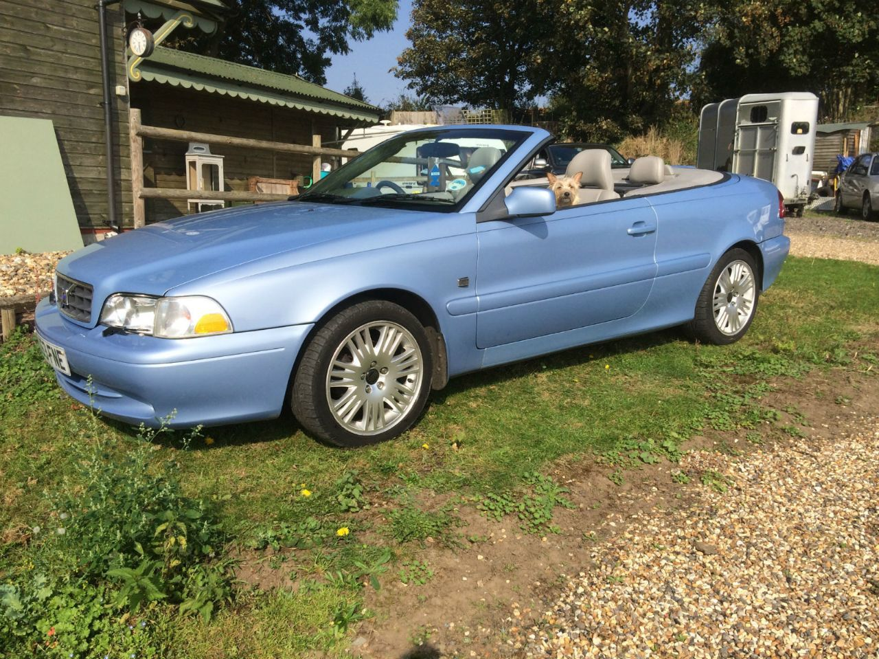 Volvo C70 2.0 T GT 2dr Convertible Petrol Blue