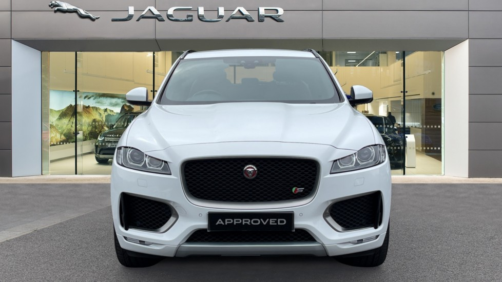 Jaguar F-pace 0.0 3.0d V6 S 5dr AWD - Panoramic Sunroof and Heated S