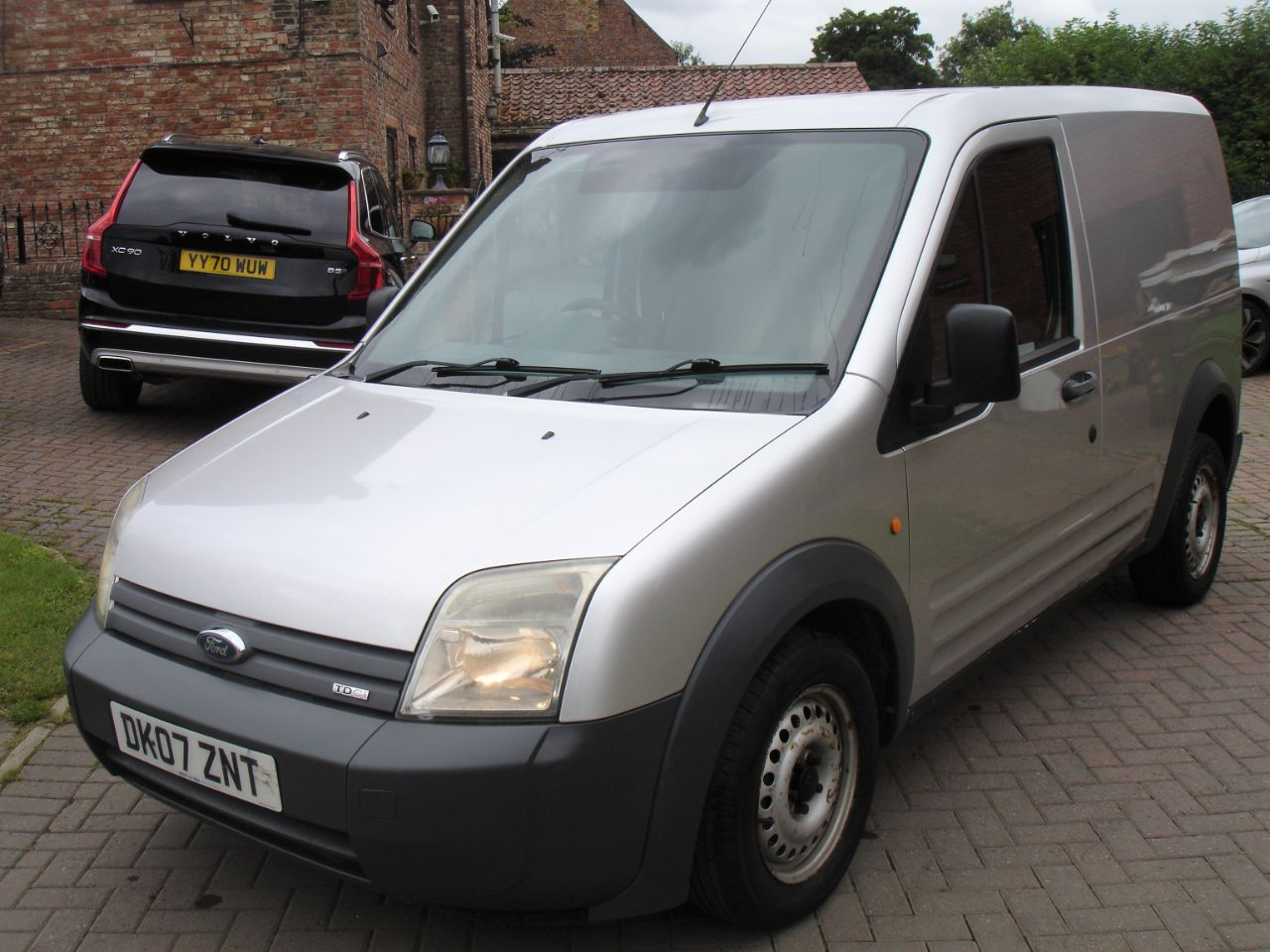 2007 Ford Transit Connect 1.8 Low Roof Van TDCi 75ps
