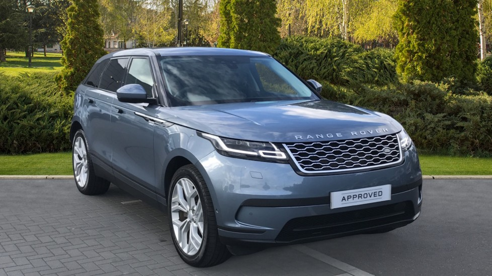 Land Rover Range Rover Velar 0.0 3.0 D300 HSE Fixed panoramic r
