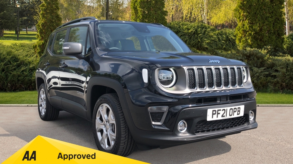 Jeep Renegade 0.0 1.3 Turbo 4xe PHEV 190 Limited