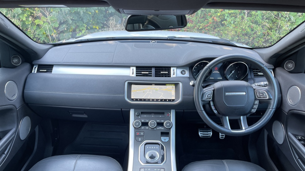 Land Rover Range Rover Evoque 0.0 2.0 TD4 HSE Dynamic Fixed panoramic roof and Merid