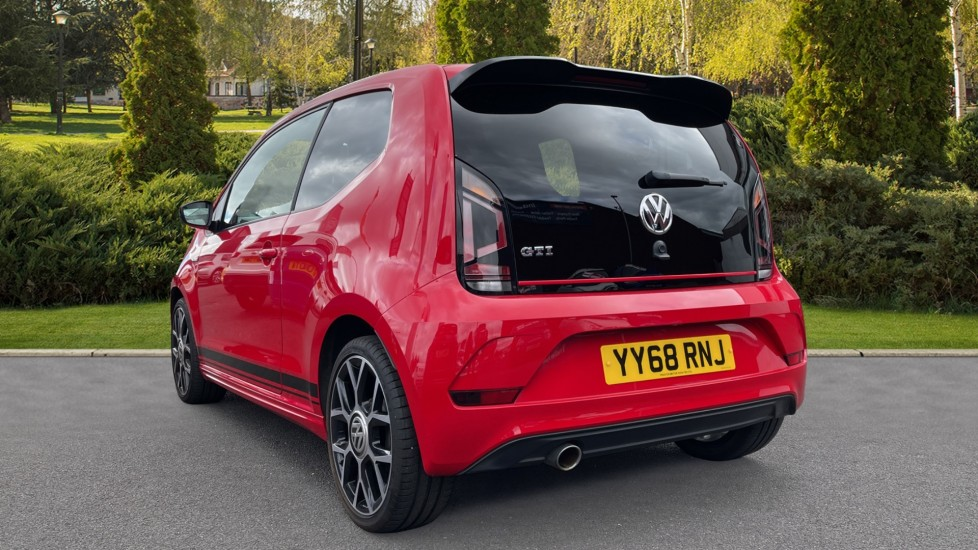 Volkswagen Up 0.0 1.0 115PS Up GTI 3dr - Smartphone Interface and Tw