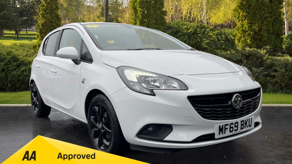 Vauxhall Corsa 0.0 1.4 (75) Griffin 5dr - Low Mil