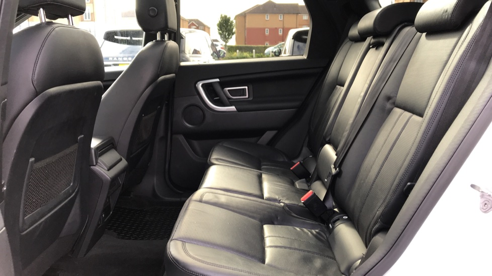 Land Rover Discovery Sport 0.0 2.0 TD4 180 HSE 5dr with Panor