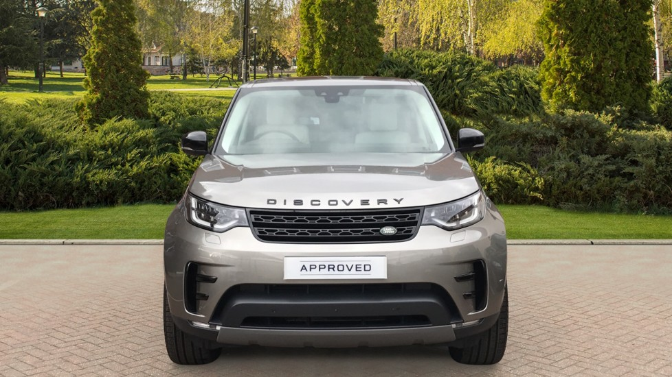 Land Rover Discovery 0.0 2.0 SD4 HSE Luxury Rear seat e