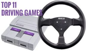 11 Top Driving Games of the 1990's