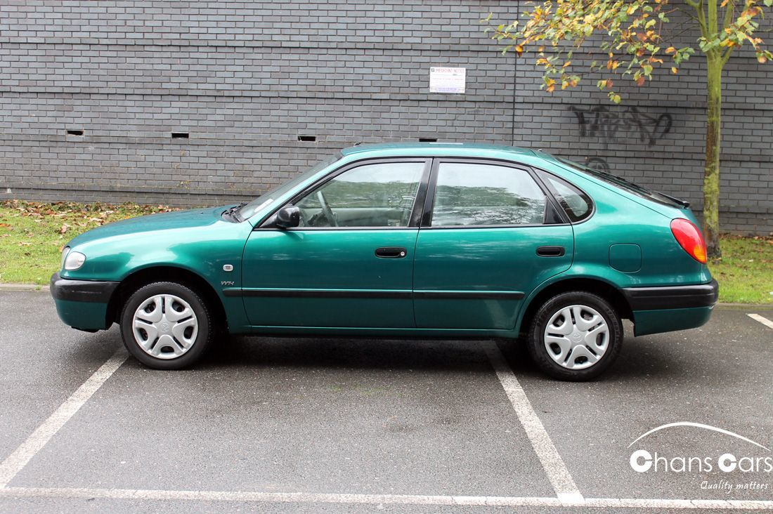 Used Toyota Corolla And Second Hand Toyota Corolla In Surrey