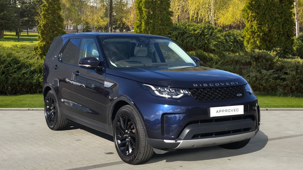 Land Rover Discovery 0.0 2.0 Si4 HSE 5dr 7 Seats  Panor