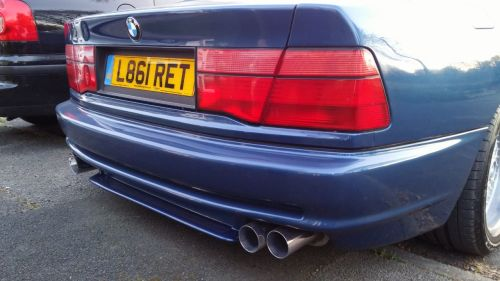 BMW 8 Series 4.0 840 CI SALOON PETROL BLUE