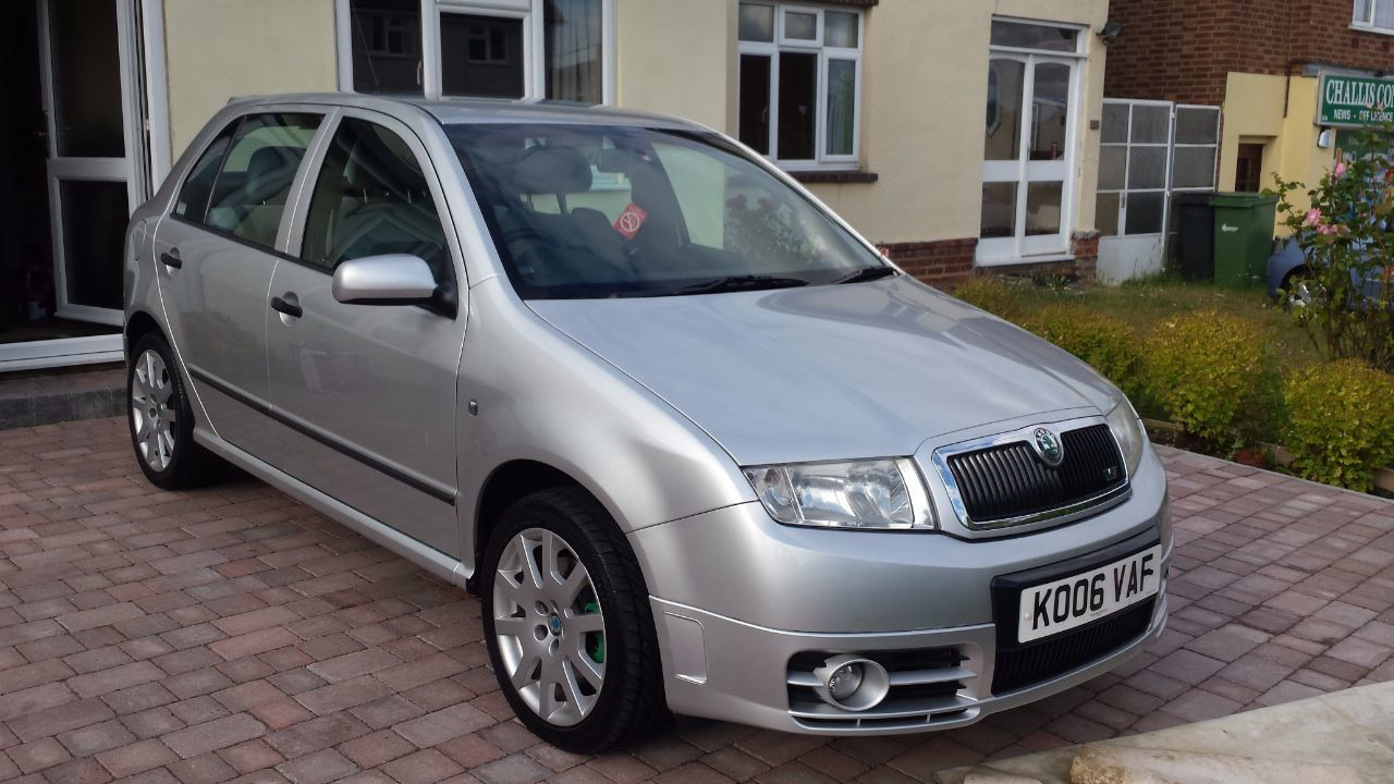 used skoda fabia and second hand skoda fabia in essex. Black Bedroom Furniture Sets. Home Design Ideas