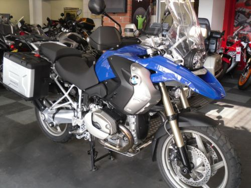 BMW R1200 1.2 R 1200 Gs Tourer Blue