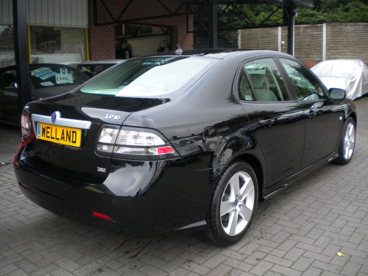 second hand saab 9 3 1 9 tid 150 turbo edition 4dr manual. Black Bedroom Furniture Sets. Home Design Ideas