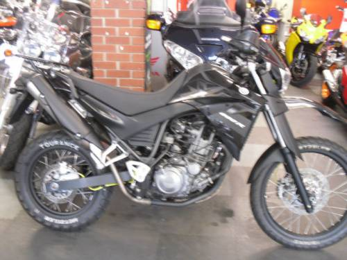 Yamaha XT 0.7 Xt 660 R Trail Bike Black