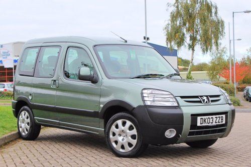 used peugeot partner combi and second hand peugeot partner combi
