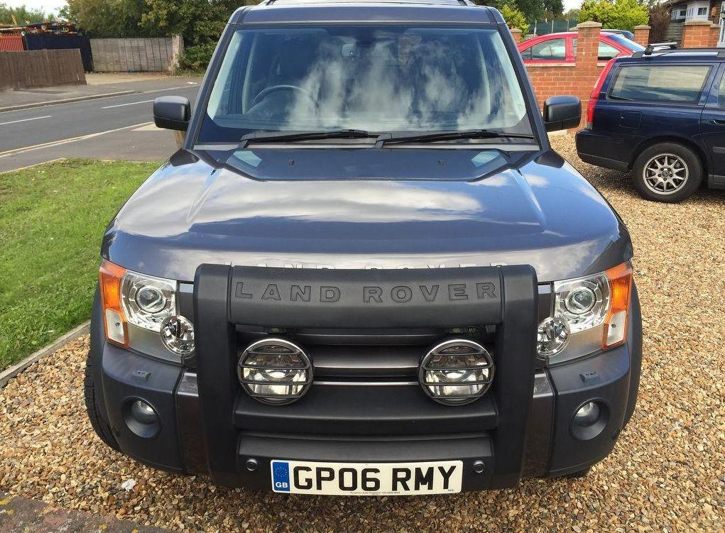 Land Rover Discovery 2.7 TDV6 HSE ESTATE DIESEL GREY