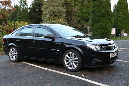Vauxhall Vectra 1.8 VVT SRI Hatchback Petrol Black