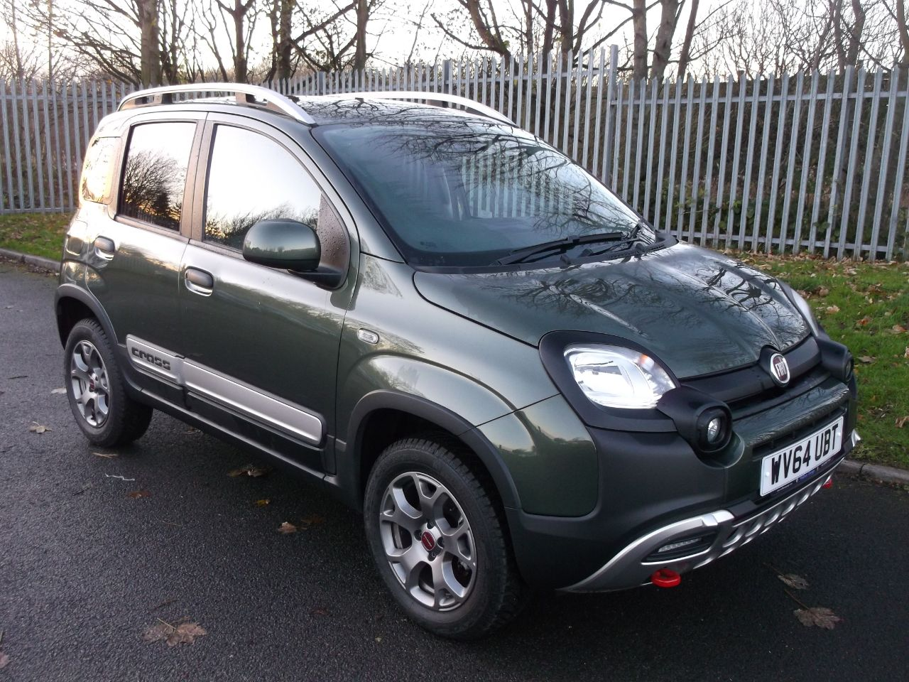 used fiat panda 1 3 multijet 80 cross 4x4 5dr for sale in consett durham bescol motors. Black Bedroom Furniture Sets. Home Design Ideas