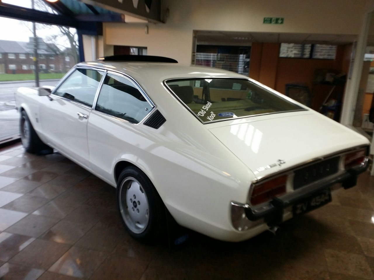 Used ford granada 1 for sale in halifax west yorkshire for Used ford motors sale