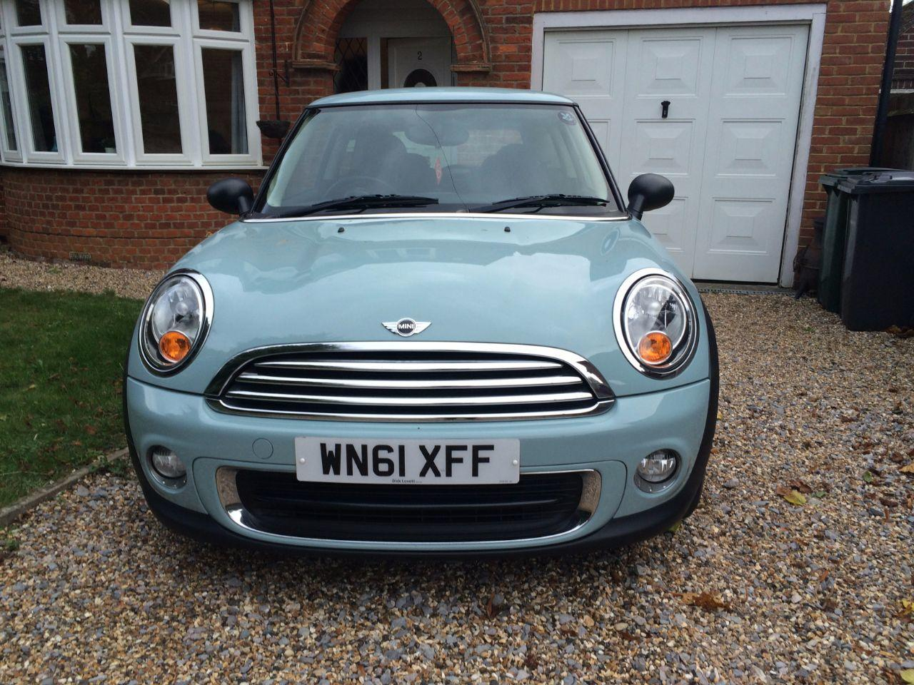 Mini One 1.6 ONE Hatchback Petrol Blue