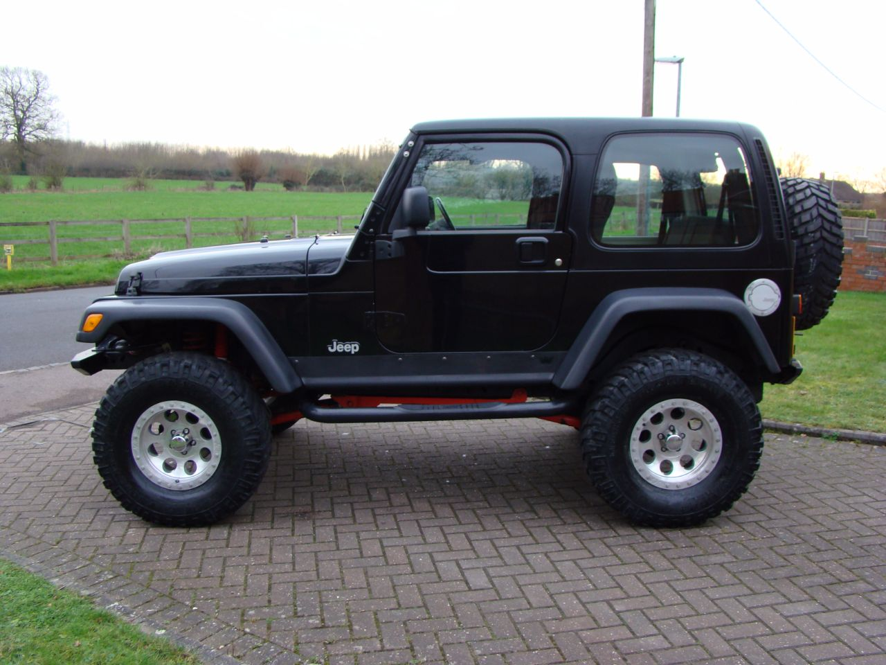 Jeep Wrangler 40 Jamboree 2dr For Sale In Luton