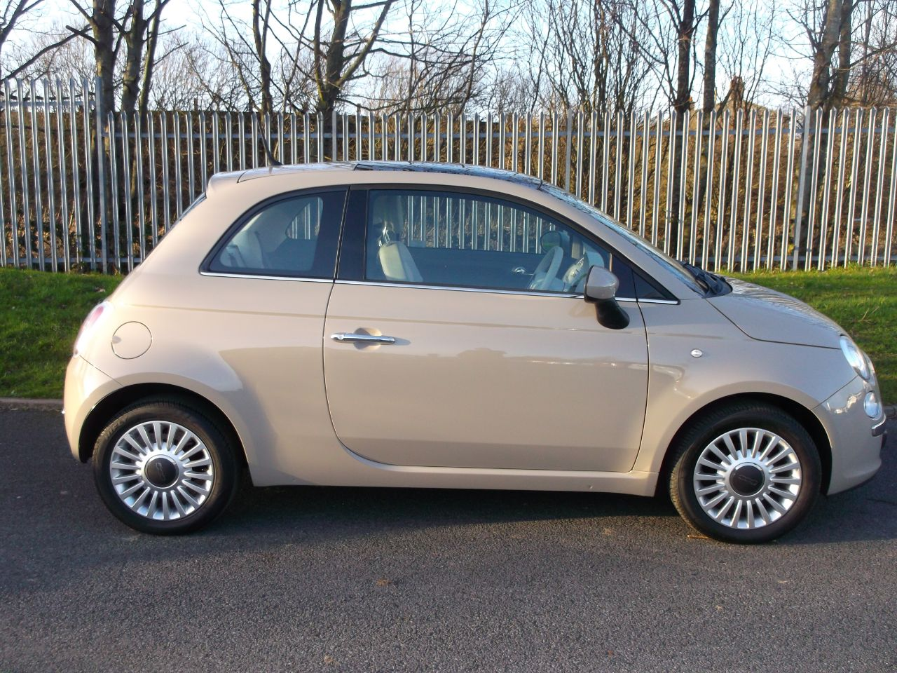 second hand fiat 500 1 2 lounge 3dr for sale in consett. Black Bedroom Furniture Sets. Home Design Ideas