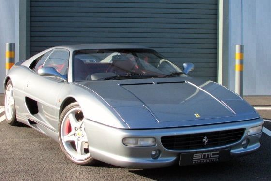 Ferrari F355 3.5 F1 Berlinetta Fiorano Handling Package Coupe Petrol Grey