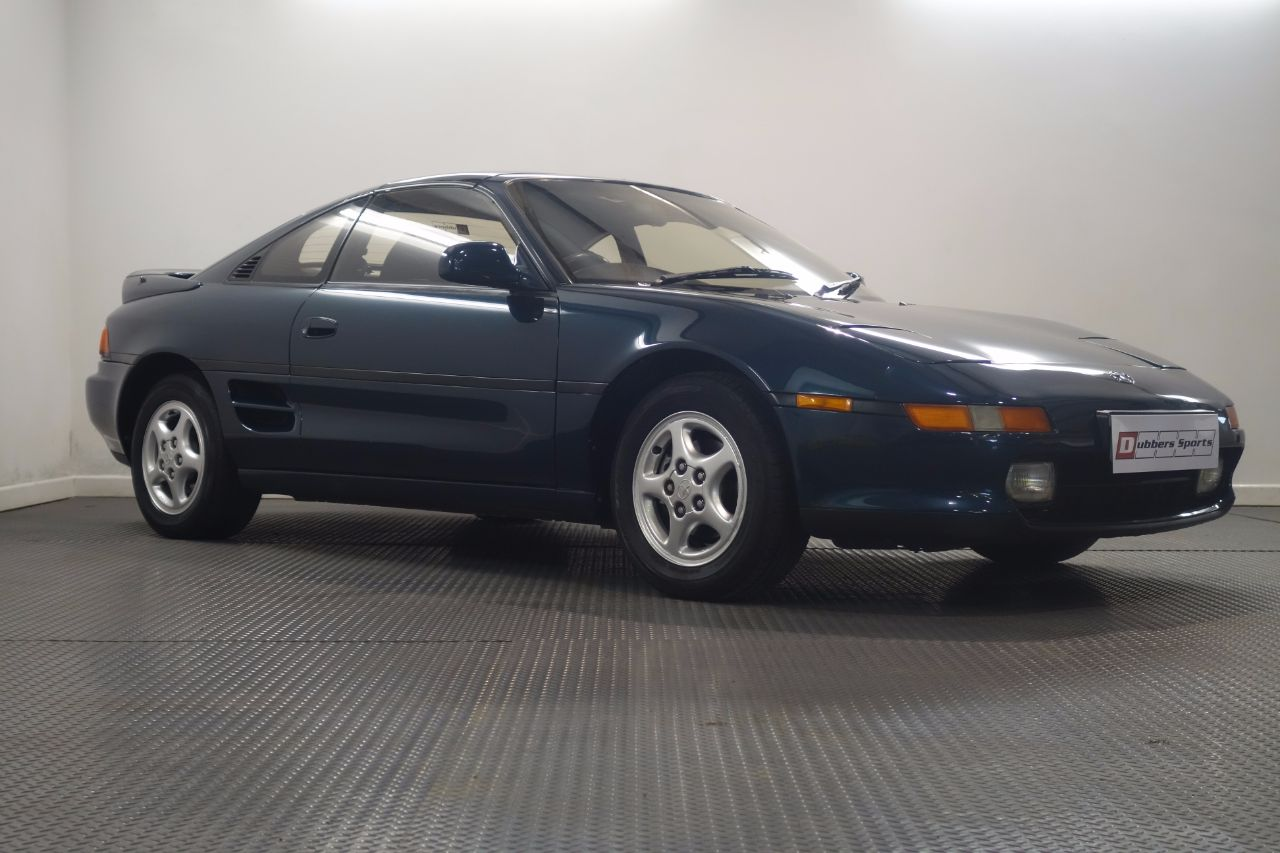 Toyota MR2 2.0 recent restoration with no expense spared Coupe Petrol Green at Dubbers Sports LTD Huddersfield