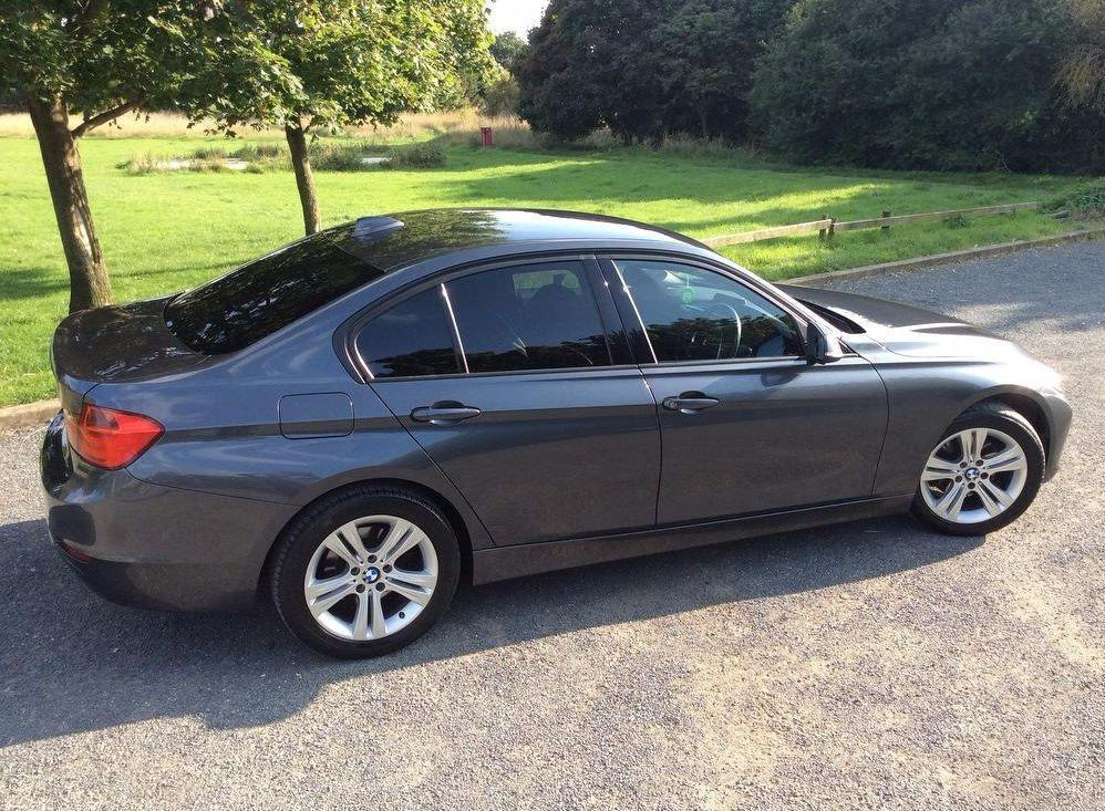 BMW 3 Series 2.0 320D SPORT SALOON DIESEL GREY