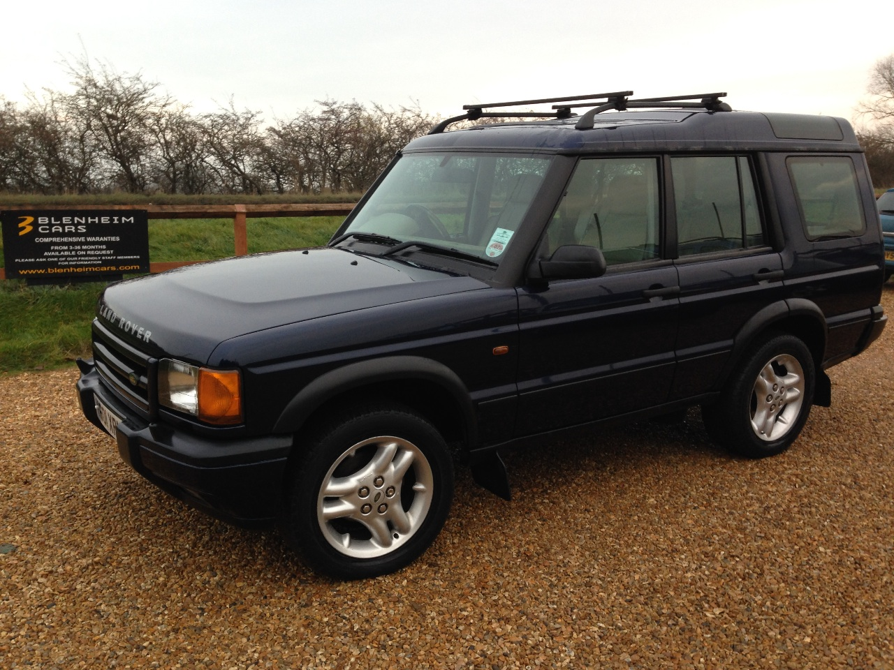 2001 land rover discovery used parts
