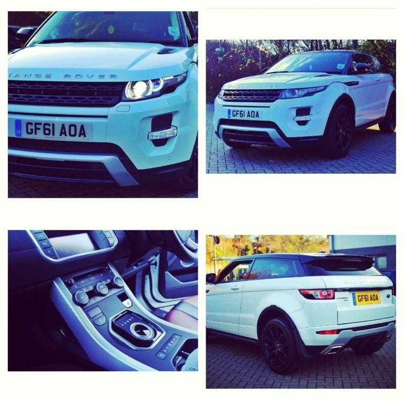 Land Rover Range Rover Evoque 2.0 SI4 DYNAMIC Coupe Petrol White