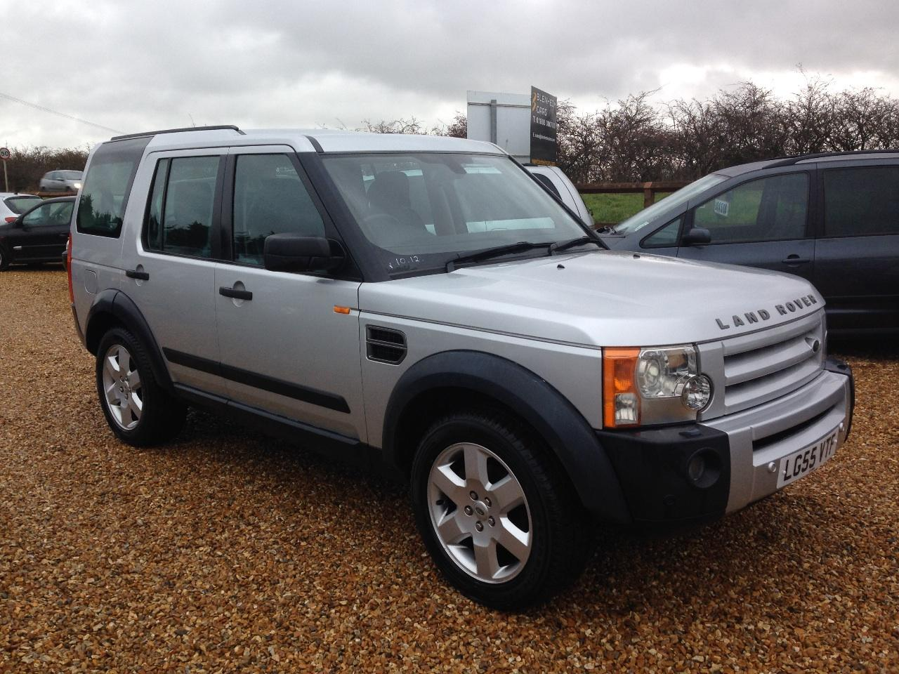 Land Rover Discovery 2.7 Td V6 HSE 5DR AUTO EXCELLENT CONDITION FULL SERVICE HISTORY SAT NAV LEATHER Four Wheel Drive Diesel Silver
