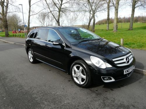 Mercedes-Benz R Class 3.0 R320L CDI SPORT Estate Diesel Black