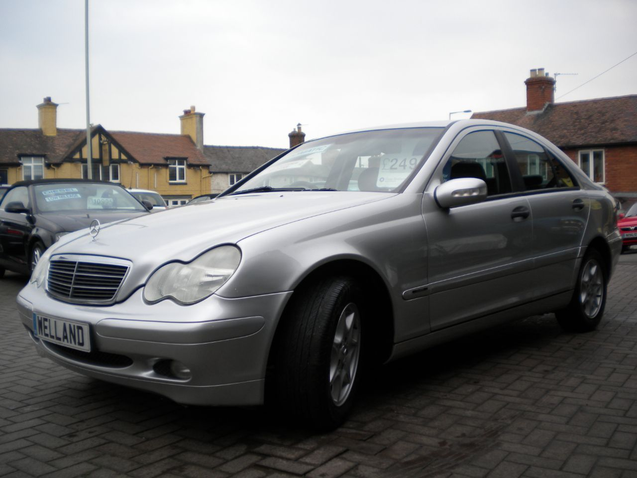 Second Hand Mercedes Kompressor For Sale