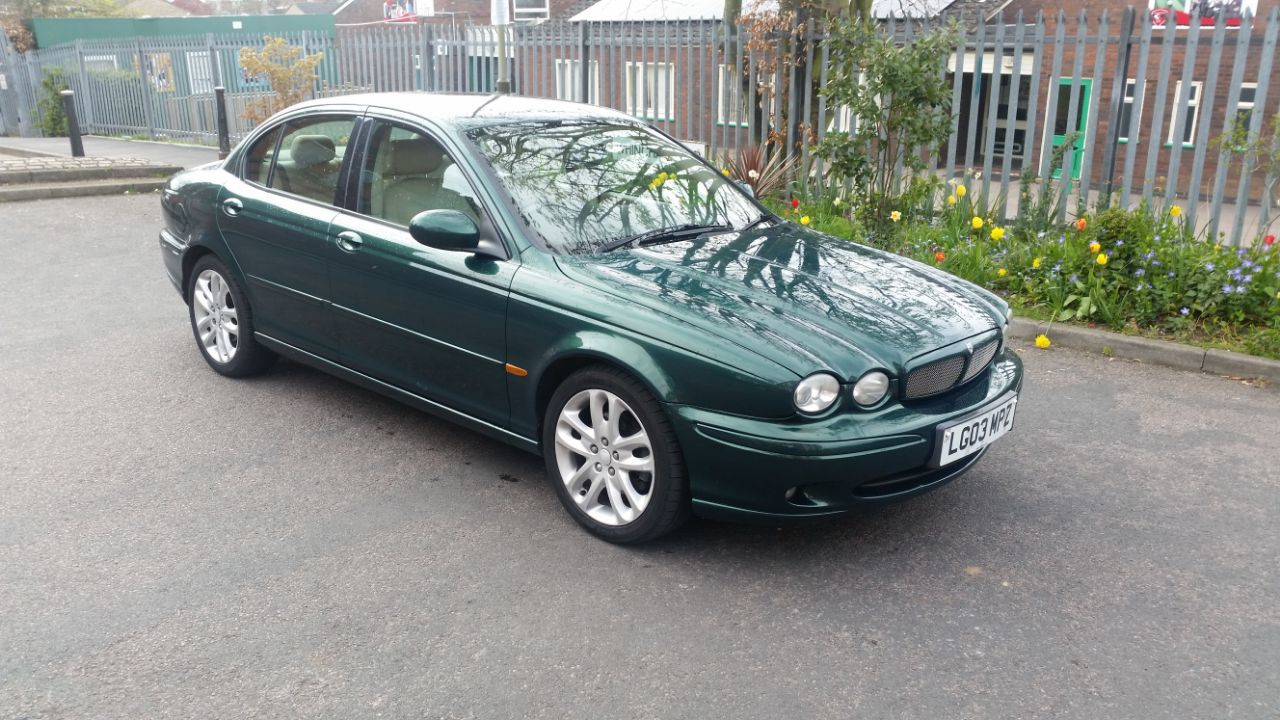 Used Jaguar X Type And Second Hand In Leicestershire 2003 25 V6 Sport