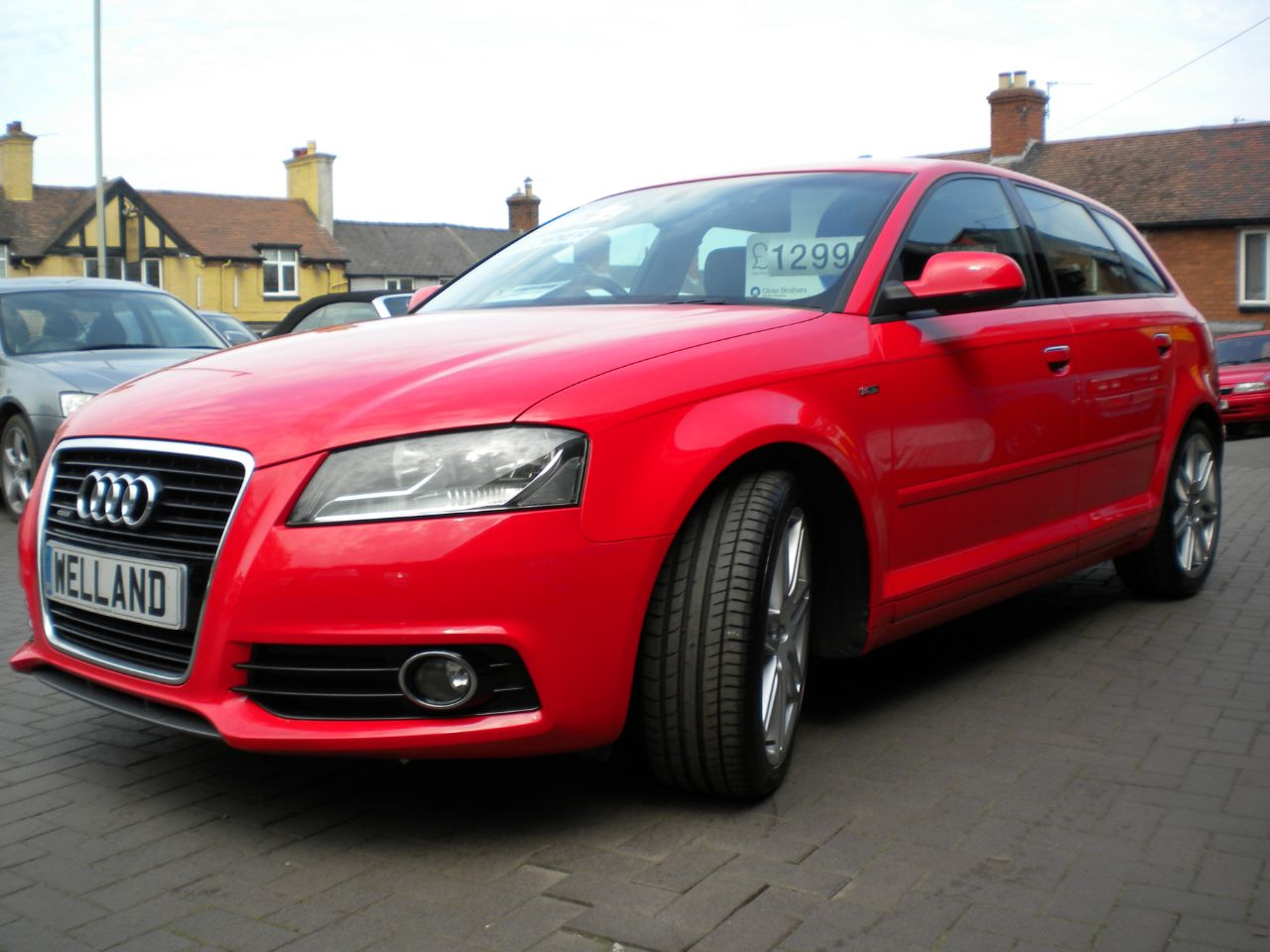 used audi a3 2 0 tdi 170 quattro s line 5dr sportback f s. Black Bedroom Furniture Sets. Home Design Ideas