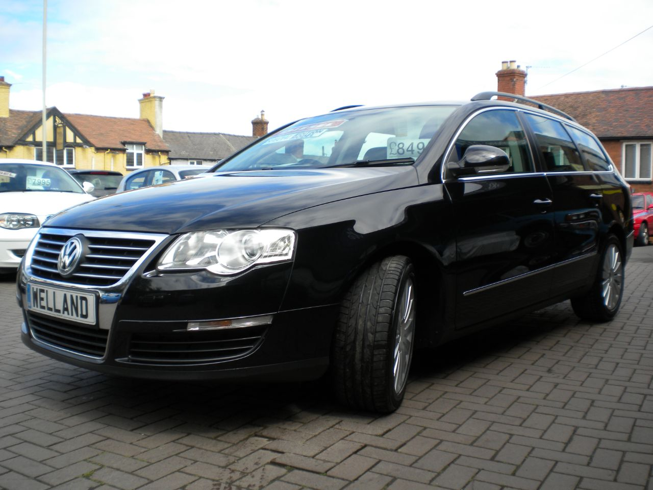 second hand volkswagen passat 2 0 highline plus tdi cr dpf. Black Bedroom Furniture Sets. Home Design Ideas