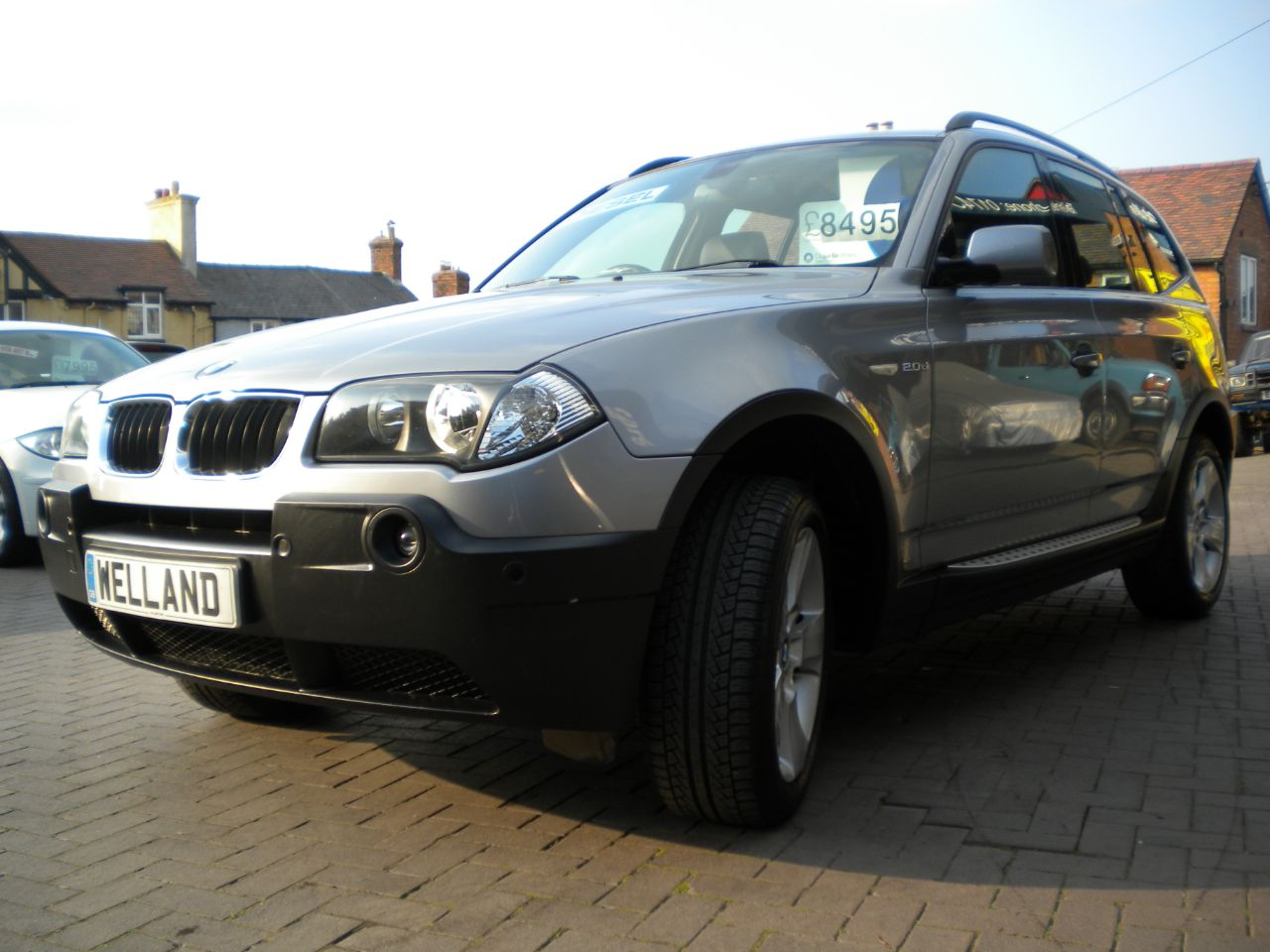 used bmw x3 sport 5dr f s h panoramic roof leather. Black Bedroom Furniture Sets. Home Design Ideas