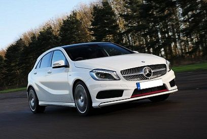mercedes benz a250 engineered by amg 4matic vs vw golf gti. Black Bedroom Furniture Sets. Home Design Ideas