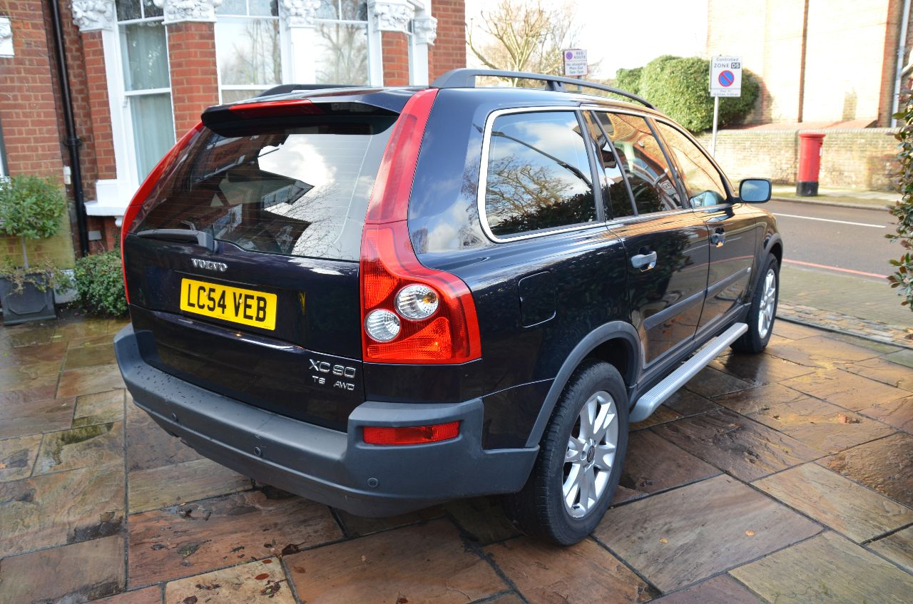 Volvo XC90 2.9 T6 SE 5dr Geartronic