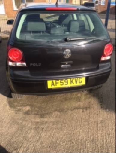 2009 Volkswagen Polo 1.2 Match 60 5dr