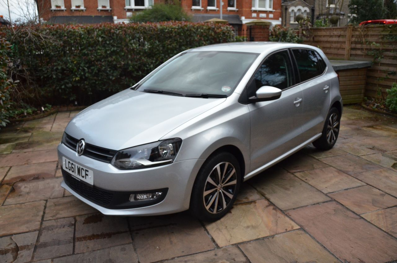 used volkswagen polo 1 4 match 5dr for sale in london london rupert goalen. Black Bedroom Furniture Sets. Home Design Ideas