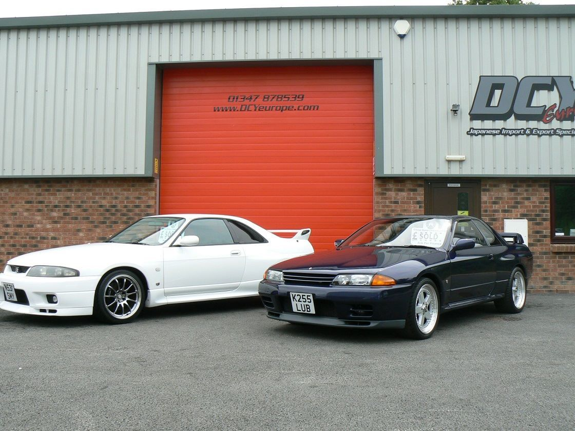 Nissan Skyline 2.6 R33 GTR - Available to Order Coupe Petrol Any Colour Available