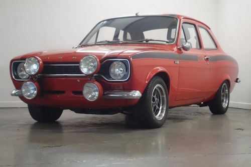 Ford Escort 2.0 mexico mk1 Hatchback Petrol Red