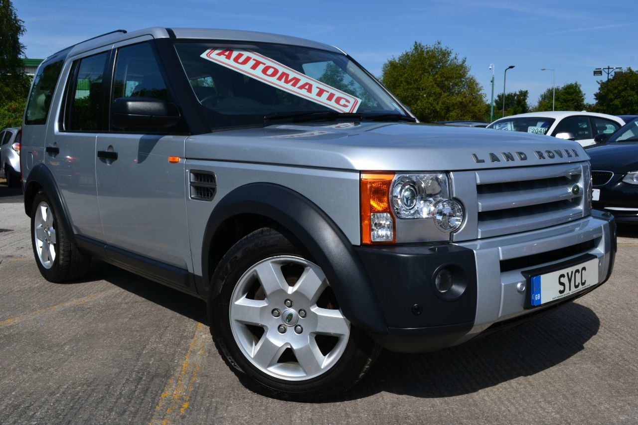 100 Land Rover Discovery 2008 2008 Land Rover Range