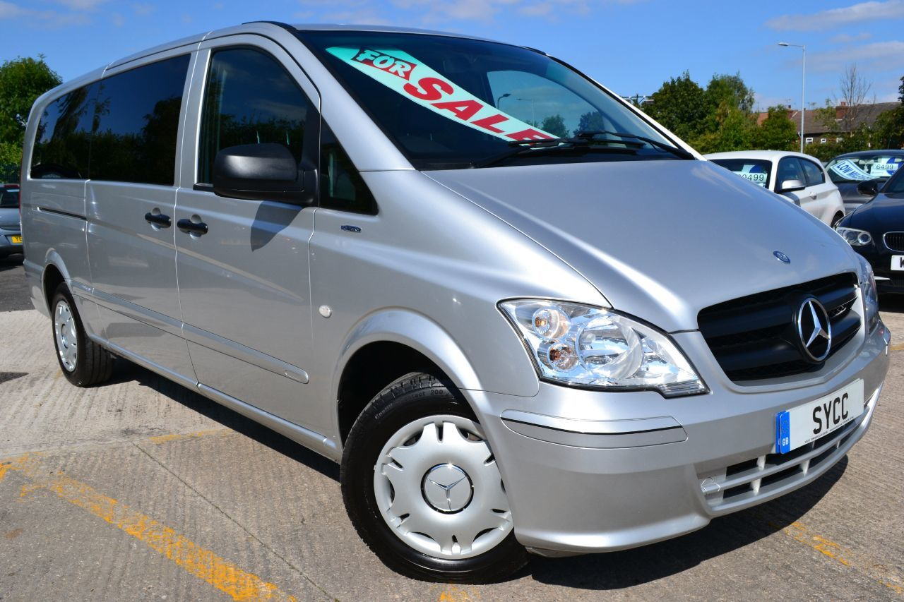 Used mercedes benz vito cars second hand mercedes benz vito for Mercedes benz minibuses