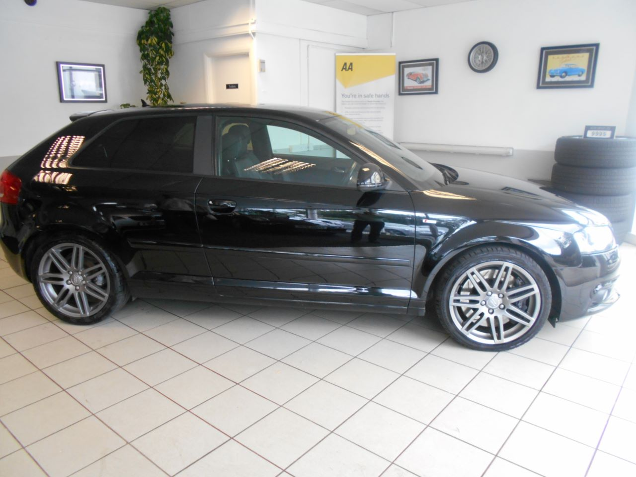 used audi a3 1 8 tfsi black edition 3dr for sale in leeds west yorkshire acm ripley. Black Bedroom Furniture Sets. Home Design Ideas