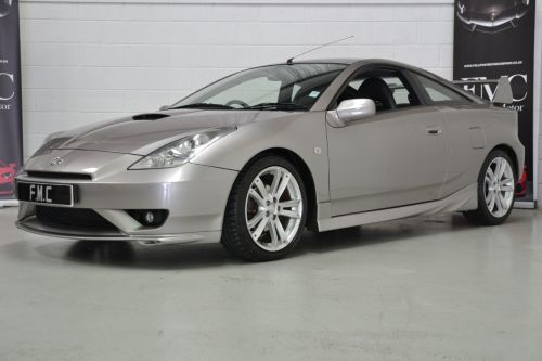 Toyota Celica 1.8 VVTLi GT 3dr Coupe Petrol Silver